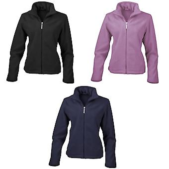 Result Ladies/Womens La Femme® Semi-Micro Anti Pilling Fleece Jacket