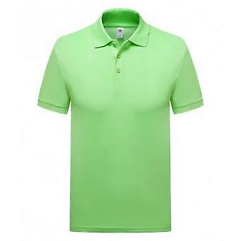 Fruto do Tear Mens Premium Cotton Pique Polo Shirt