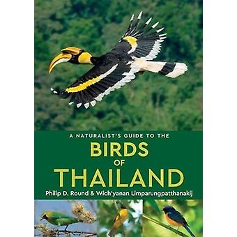 A Naturalist's Guide to the Birds of Thailand by Philip D. Round - 97