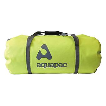Aquapac - Sports/Travel Bag Resistant to The&Apos;Water Trail-Proof Duffle - Green (Acid Green/Cool Grey) - 91 -0 x 35 -0 x 35 -0 cm - 90 litres