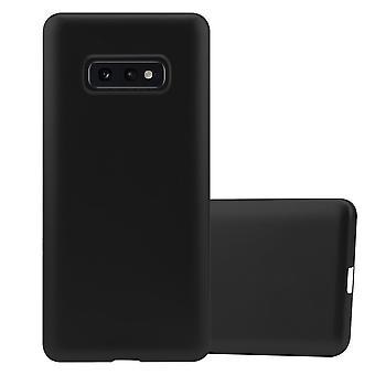 Samsung Galaxy S10e Flexible TPU Silicone Phone -puhelimen kotelon kotelo - Kansi - erittäin ohut