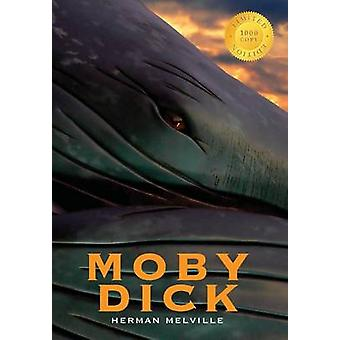 Moby Dick 1000 Copy Limited Edition by Melville & Herman