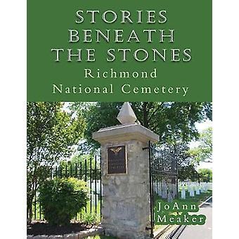 Histoires sous les pierres Richmond Cimetière national par Meaker et JoAnn