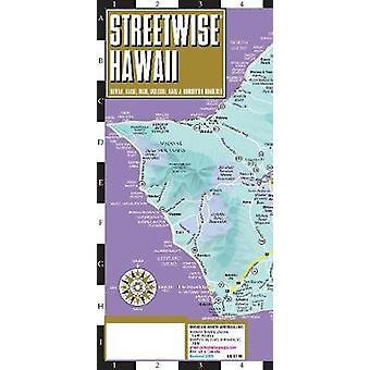 Streetwise Map Hawaii - Laminated City Center Street Map of Hawaii - C