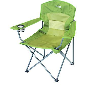 Yellowstone Ashford Executive Folding Chair - Green