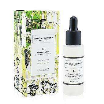 Edible Beauty -B- Probiotic Radiance Tonic Booster Serum - Calm & Restore 30ml/1oz