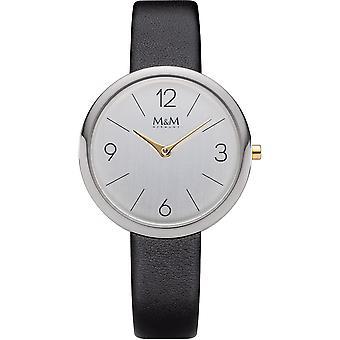 M&M Germany M11944-463 Circle line Ladies Watch