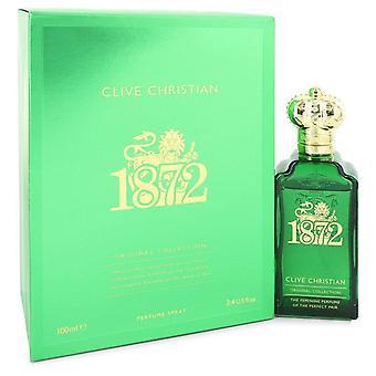 Clive Christian 1872 Perfume Spray By Clive Christian 3.4 oz Perfume Spray