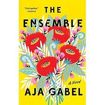 The Ensemble by Aja Gabel - 9780735214774 Book