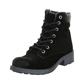 Bullboxer Mädchen AESE6C520BLCK universal winter kids shoes