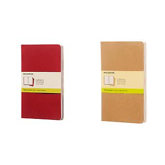 Moleskine Cahier Large Plain Journal