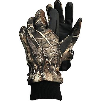 Glacier Glove Alaska Pro Full Finger Gloves - Realtree Max-5