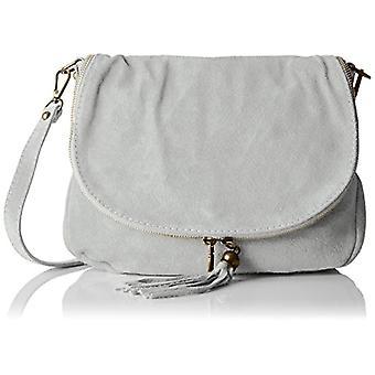 Tašky Chicca 80057 Dámske sivé rameno 30x20x3 cm (š x H x L)