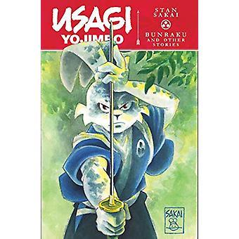 Usagi Yojimbo - Bunraku and Other Stories by Stan Sakai - 978168405657