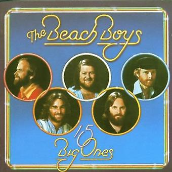 Beach Boys - 15 Big Ones/Love You [CD] USA import