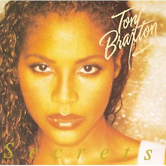 Toni Braxton - geheimen [CD] USA import