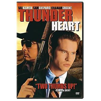 Thunderheart [DVD] USA import