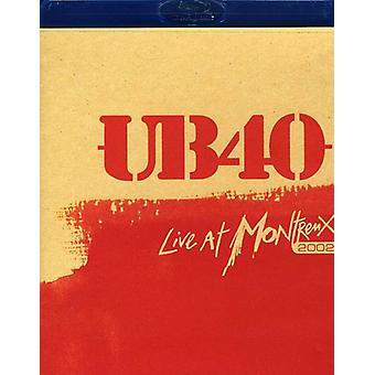 Ub40 - Live at Montreux 2002 [BLU-RAY] USA import