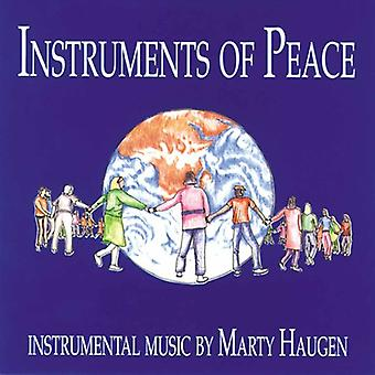 Marty Haugen - Marty Haugen: Vol. 1-Instruments of Peace [CD] USA import
