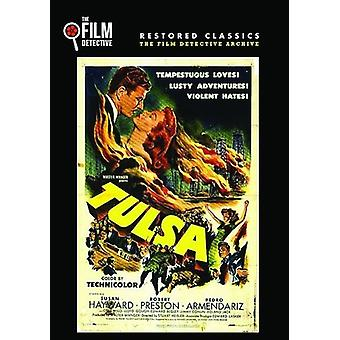 Tulsa [DVD] USA import