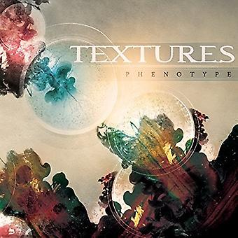 Textures - Phenotype [CD] USA import