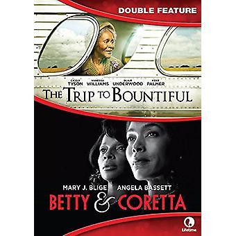 Trip to Bountiful / Betty & Corretta [DVD] USA import