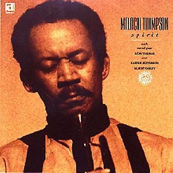 Malaquías Thompson - importar de USA de espíritu [CD]