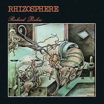 Pinhas*Richard - Rhizosphere [CD] USA import