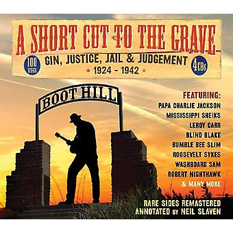 Various Artists - Short Cut to the Grave [CD] USA import