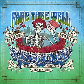 Grateful Dead - Fare Thee bem [CD] EUA importar