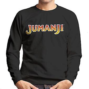 Jumanji 1995 Film Logo Men's Sweatshirt