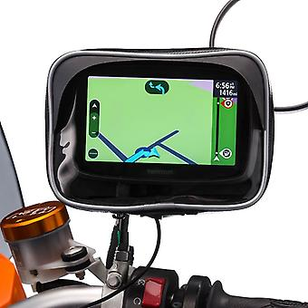 Ultimateaddons mirror stem 8-16mm mount with water resistant gps case