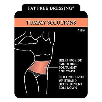Flexees by Maidenform Women's Plus Fat Free Dressing Hi Waist Brief, Latte Li...