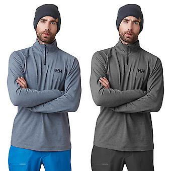 Helly Hansen Męskie 2020 Verglas Lekki sweter odprowadzający wilgoć 1/2 zip