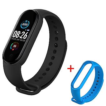 M5 Smart Horloges Bluetooth Armband Sport Watch Fitness Tracker stappenteller hartslagmeter slimme polsband voor Android Ios