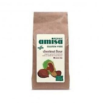 Amisa - Gluten Free Org Chestnut Flour 350g