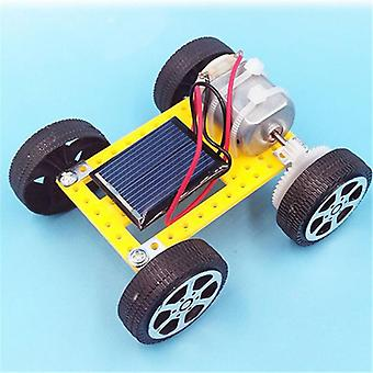 Rc Car Solar Power Robot Kit - Montessori Gadget