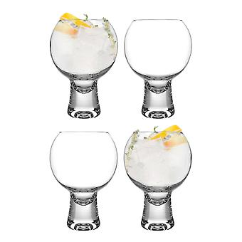 iKONIC Set of 4 Gin Glasses, 31cl