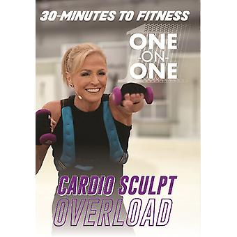 30 Minutes To Fitness: Cardio Sculpt One On One [DVD] USA import