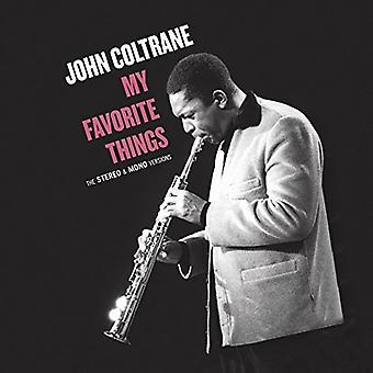 John Coltrane - My Favorite Things: Stereo & Mono origineel [Vinyl] USA import