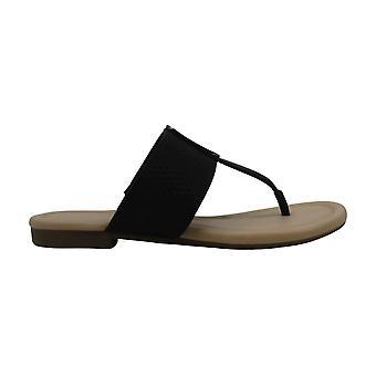 Alfani Women's Shoes Hewitt Split Toe Casual Slide Sandals