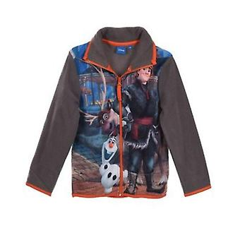 Disney olaf frozen boys polar fleece sweatjacket
