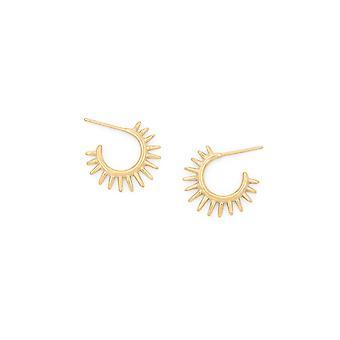 Mini Urchin Earrings