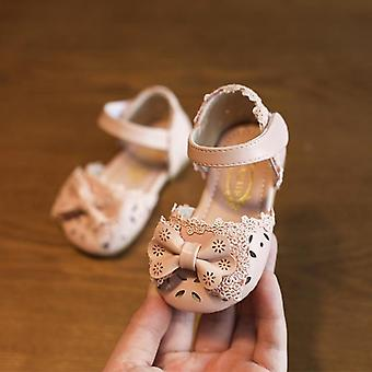 Cute Lace Butterfly Knot Baby Shoes / Sandales
