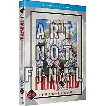Fairy Tail Final Season - Part 24 [Blu-ray] USA import