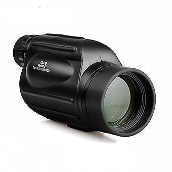 Monocular Binoculars, Waterproof Telescope For Hiking, Hunting, Camping