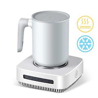 Coffee Mug Warmer For Office Home Heating Plate For Water Tea (white 100-240v)