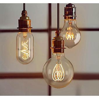 Ampulle Vintage Pære Edison Lampe Erstatte Glødelampe