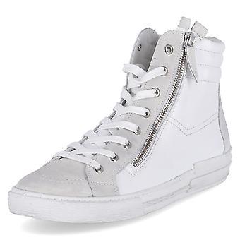 Paul Green 4004018SUEDEMCALFICEWHITE universal all year women shoes