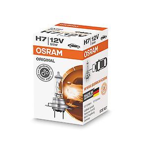 Osram original h7, bombilla de faro halógeno, 64210, 12v, caja de cartón plegable (1 pieza)
